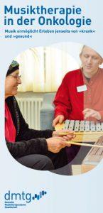 DMtG-Flyer-Cover-Musiktherapie-in-der-Onkologie