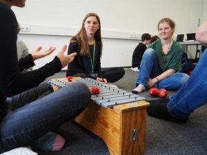 Musik ERGREIFT - Ergreif Deinen Weg Heidelberg Studierenden- und BerufseinsteigerInnentreffen 2019