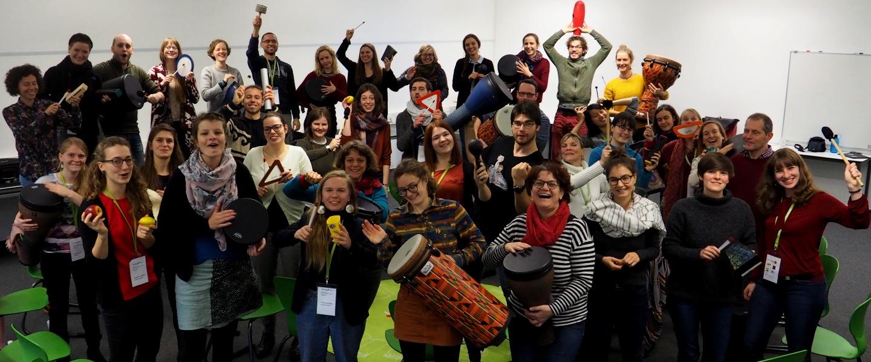 Musik ERGREIFT - Ergreif Deinen Weg Heidelberg Studierendentreffen 2019