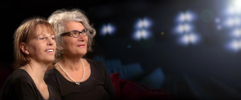 Musiktherapeutinnen Christine Back und Ulrike Haffa-Schmidt rezensieren Filme aus Musiktherapie-Sicht