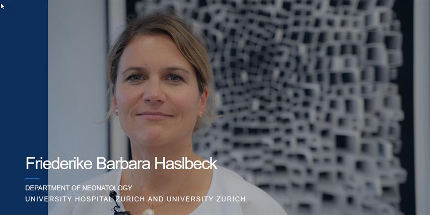 Musiktherapie mit Frühgeborenen Friederike Haslbeck