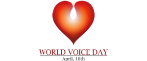 World Voice Day 2020 Header Musiktherapie-Blog
