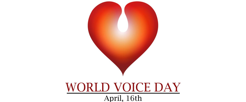 World Voice Day 2020 Header Musiktherapie-Blog