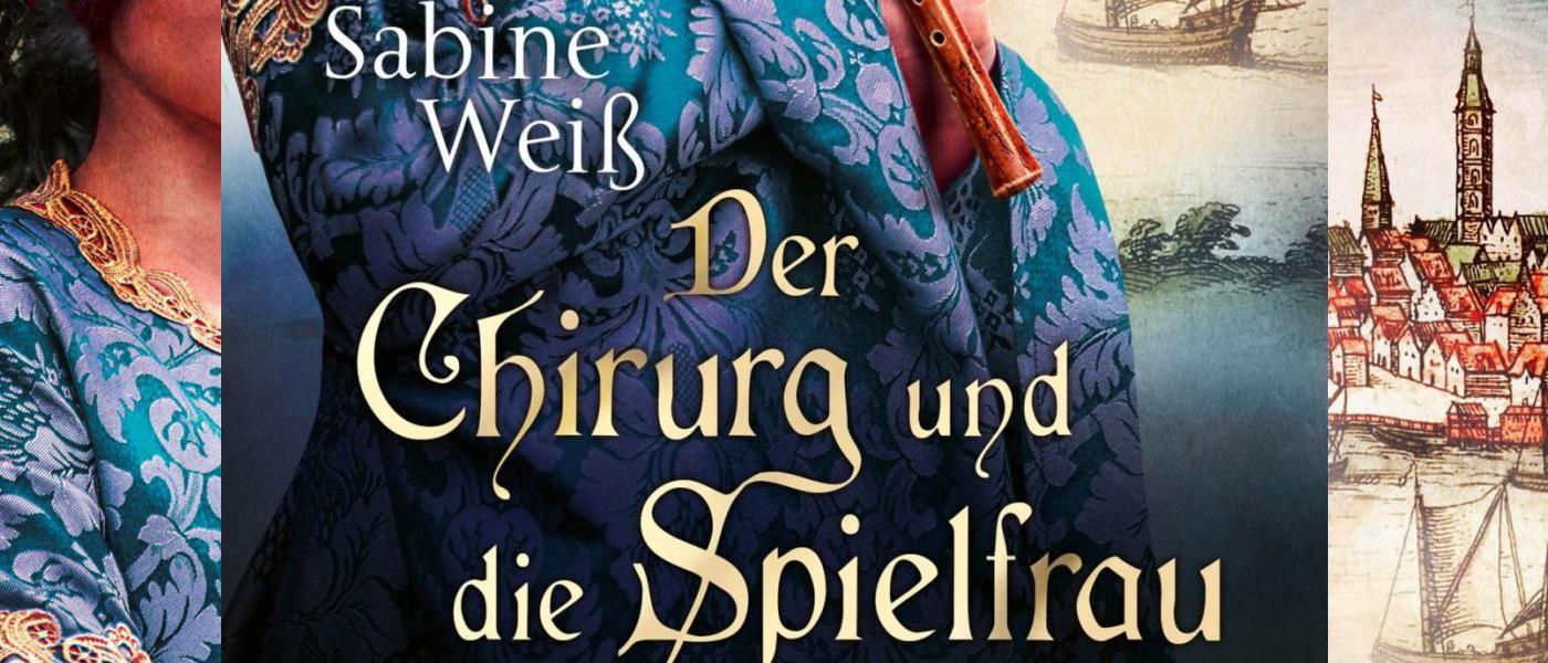 Sabine Weiß Roman Der Chirurg und die Spielfrau Rezension Musiktherapie
