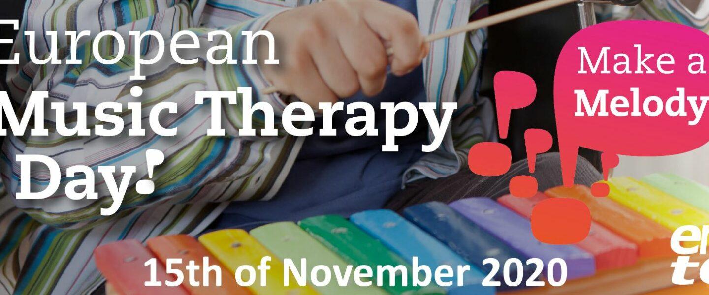 Charity-Musikprojekt zum Europäischen Tag der Musiktherapie