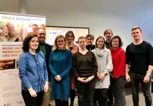 Homeside Forschungsprojekt Würzburg Musiktherapie und Demenz