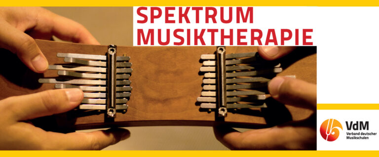 Spektrum Musiktherapie. Rezension Musiktherapie-Blog