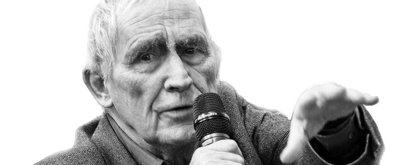 Prof. Dr. Dr. Horst Kächele. Foto: Pressestelle Universität Augsburg