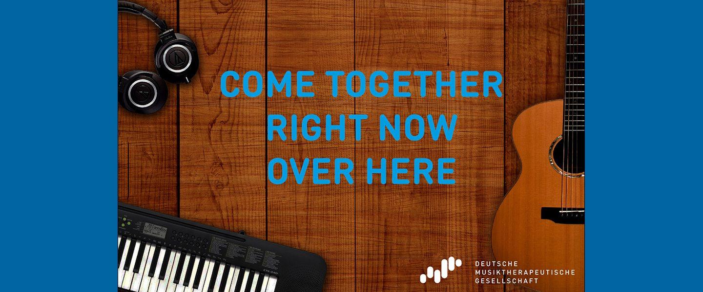 Musiktherapie-Studierendentreffen 2021 Header