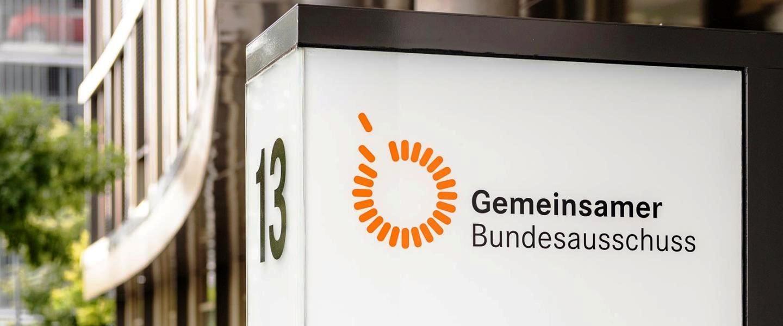 Blogartikel DMtG stellungnahmeberechtigte Fachgesellschaft. Foto: G-BA